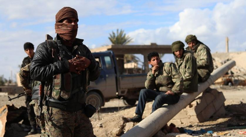 SDF Closes in on Last ISIS-held Village in Syria | Asharq AL