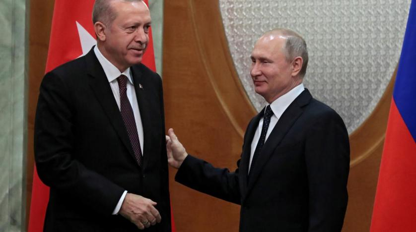 Putin to Iran, Turkey: We should not tolerate militants in Syria's Idlib