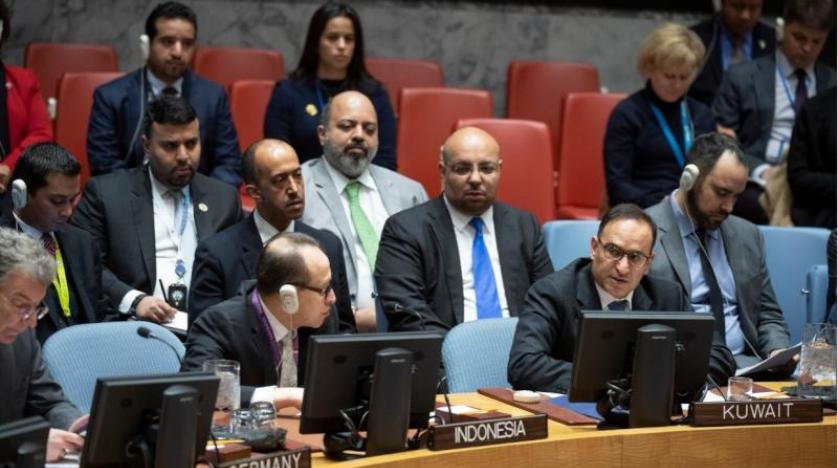 The Security Council recalls the need to determine the fate of missing Kuwaitis in Iraq 1550605665030888700