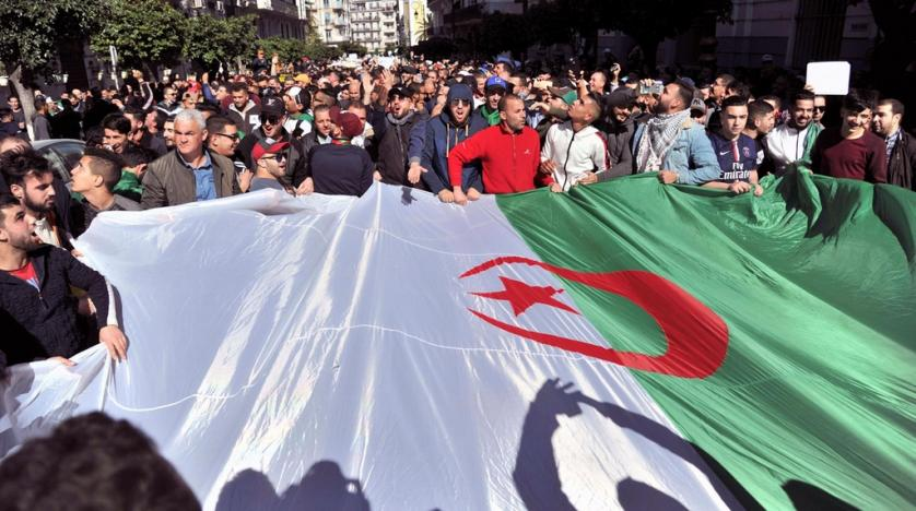 Algerian students say 'No' to Bouteflika fifth term