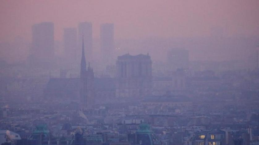 Air pollution killing more people than smoking, study finds