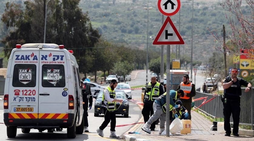 Israeli killed in West Bank 'terrorist' attack: army