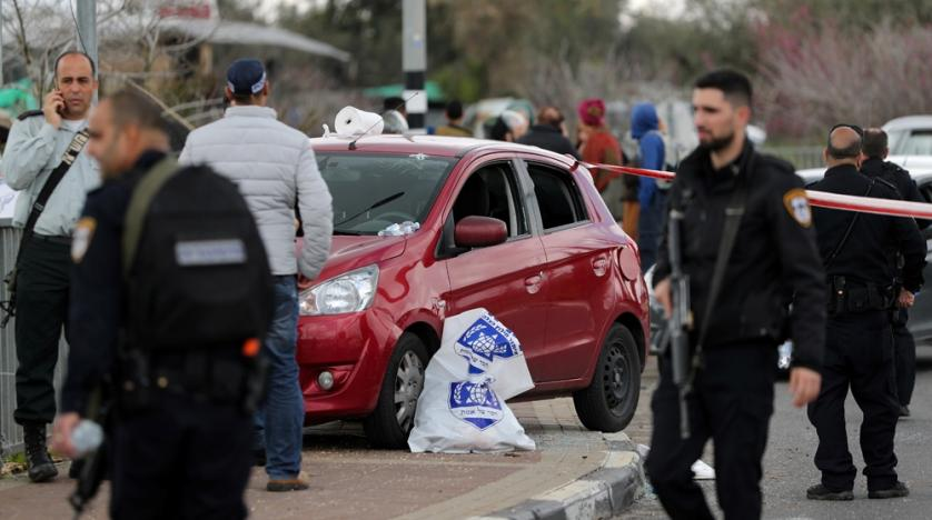 Israeli Forces Kill Palestinian Suspected of Deadly Attack in West Bank