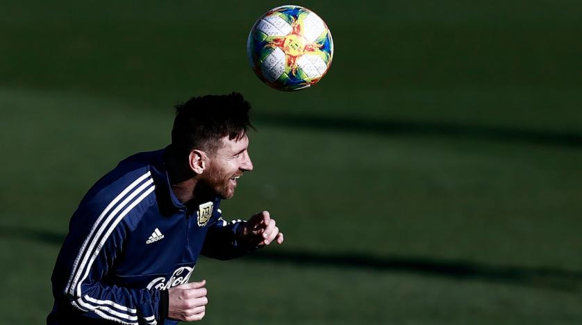 3eb7cb3e99d Lionel Messi Returns for Argentina but Can His Dreams Finally Be Realised
