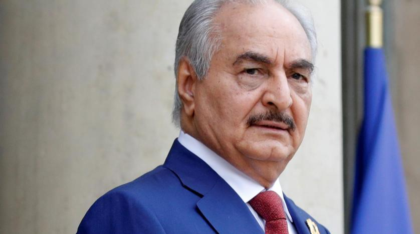 United Nations chief tells Haftar's fighters to stay out of Tripoli