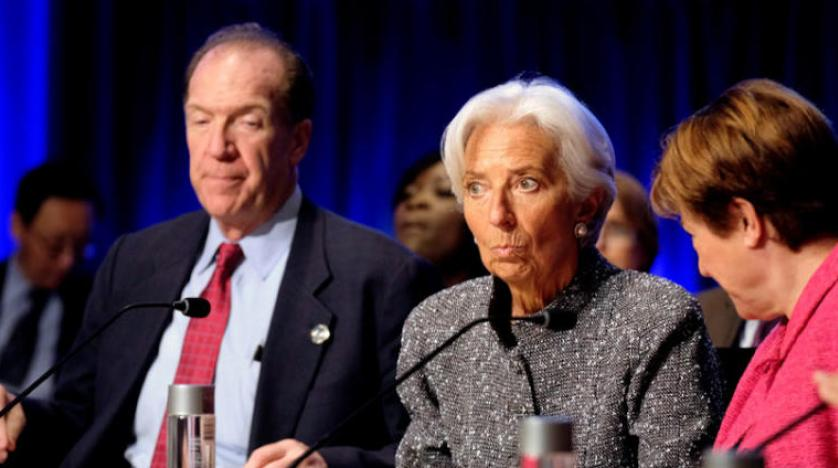 IMF and World Bank meetings conclude in Washington Economy-150419-1