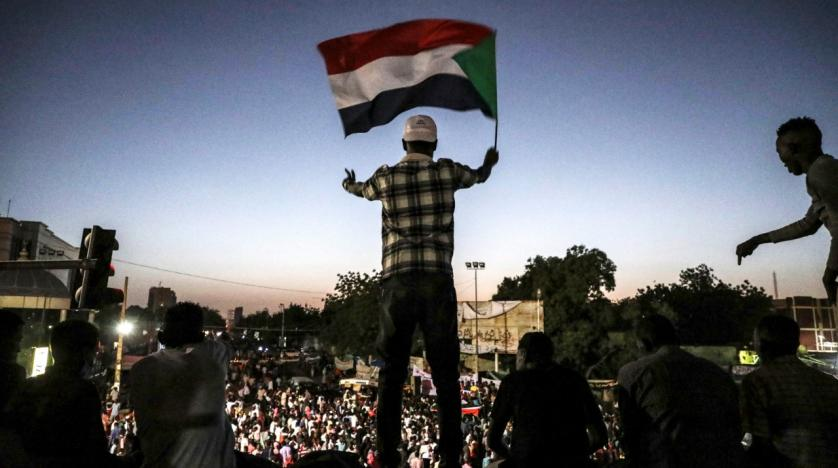 Bashir Turned to Russian Company to Quell Sudan Protests | Asharq AL