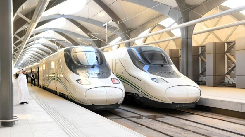 Haramain High Speed Railway Secures Fast Travel for Hajj