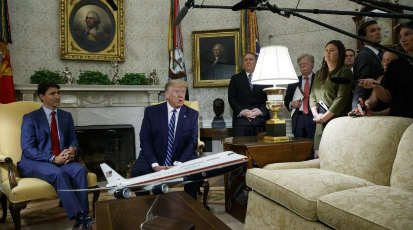 A Half-Hour Away: How Trump Opted Against Iran Strike | Asharq AL-awsat