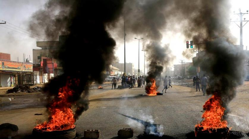 Killed in Clashes during Mass Demonstrations in Sudan