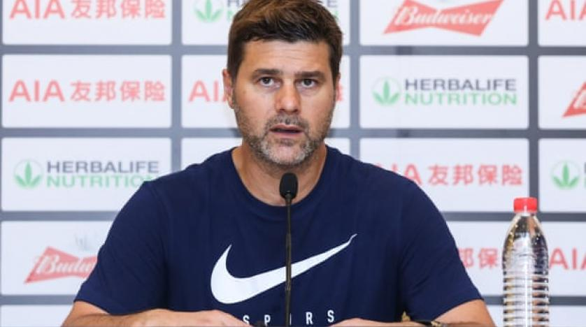 Mauricio Pochettino's Griping Is Just a Friendly Hurry-Up Call to