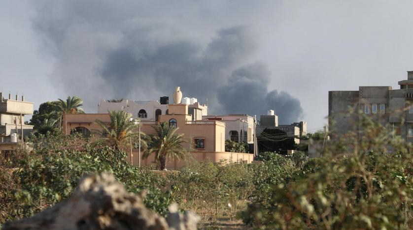 Military Preparations for New Tripoli Battles | Asharq AL-awsat