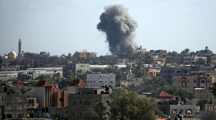 Israeli army says missile unsuccessfully launched from Gaza Strip""