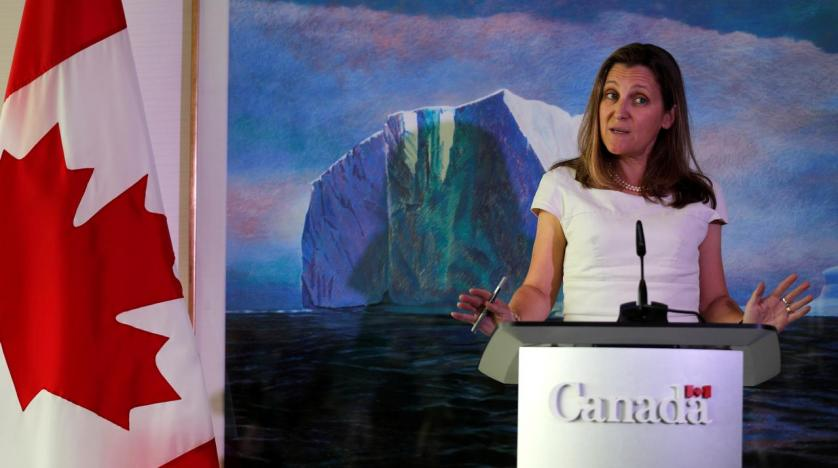 Freeland revokes appointment of Syrian consul after backlash over Assad support