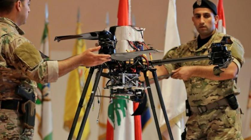 Lebanese Army: Israel Sent Drone over Hezbollah Area in