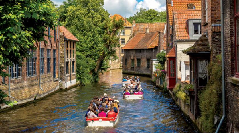 Bruges City «Venice of the North»