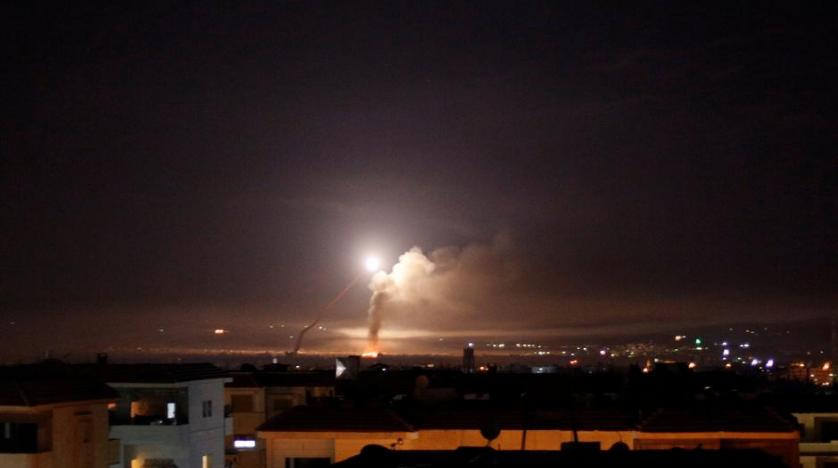 Israeli strike on Syria killed 3 regime loyalists