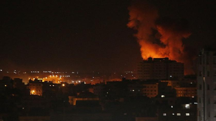 IDF Strikes Hamas Weapons Production Facility