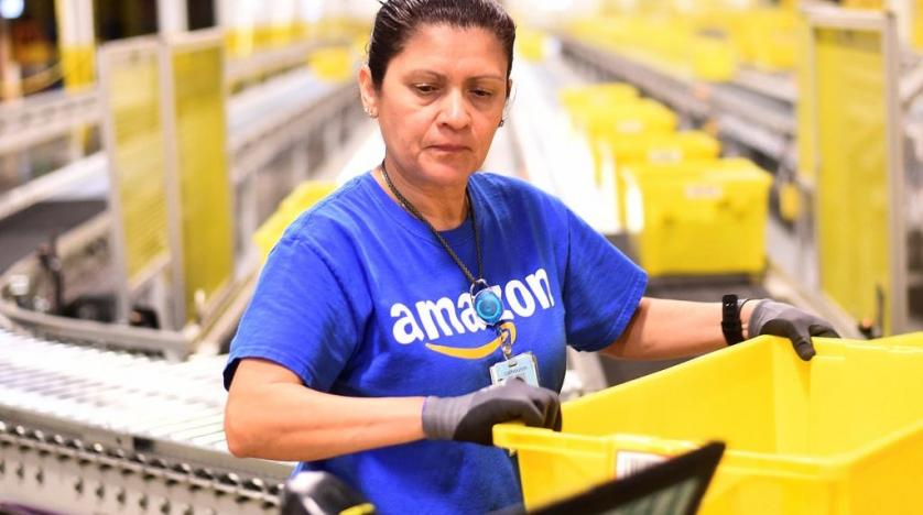 Amazon Warehouse Workers Win Fight For Paid Time Off As Company