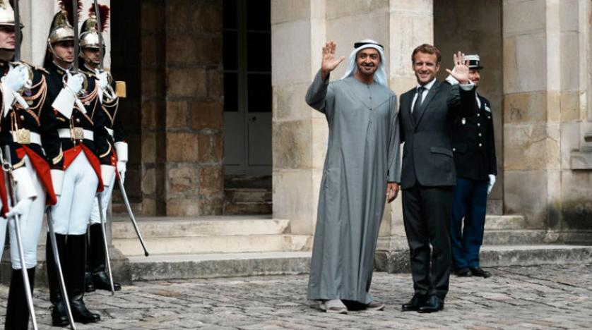 French-Emirati Confidence in Ability to Face Challenges 'Today, Tomorrow'