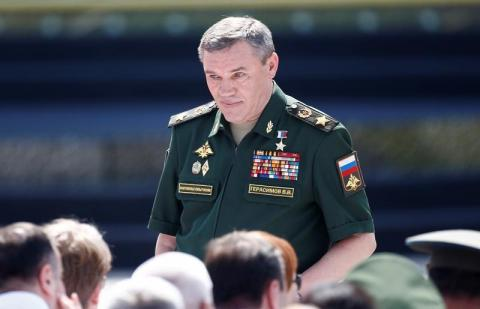 Russia Prepares to Withdraw Forces from Syria