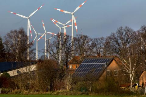 Power Prices Go Negative in Germany, a Positive for Energy Users