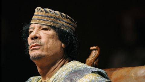 Asharq Al-Awsat Series on Libya: Gaddafi Confidants Face Internal, Foreign Adversity