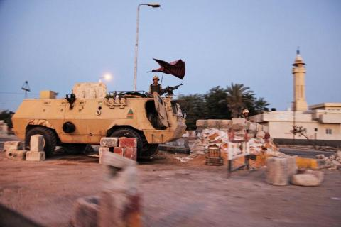 Egypt: 3 Extremists Killed in Sinai Operation