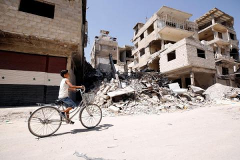 Who Controls What in Syria?