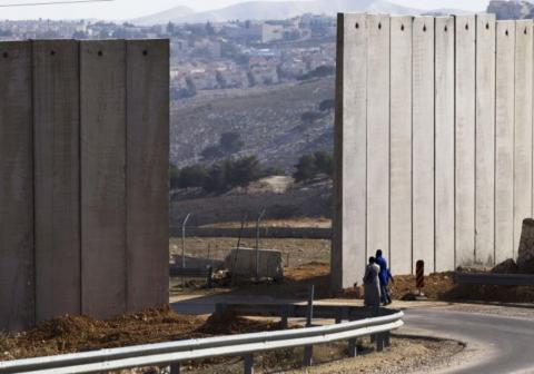 Israel to Build Around Gaza World's Longest Concrete Wall