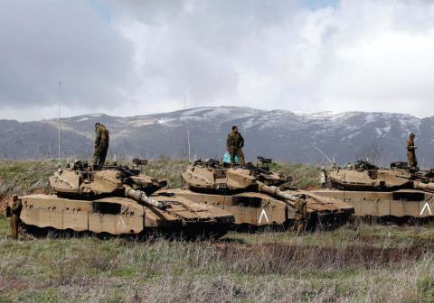 Moscow Rejects Israeli Attempts to Change Status of Golan Heights