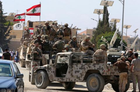 Lebanon: ISIS Member Arrested for Plotting Attack Against Army