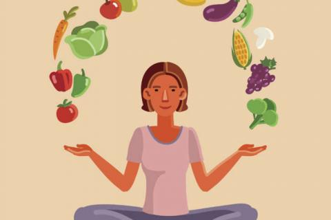Open Your Heart to Mindful Eating