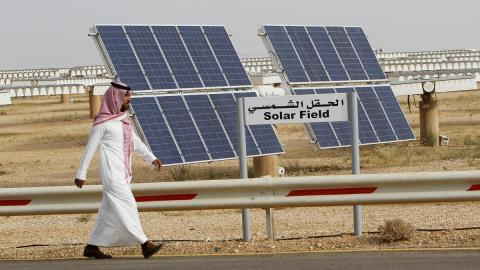 12 Saudi Projects in Renewable Energy During 2019