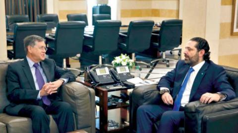 Satterfield Conveys US Keenness to Safeguard Lebanon Amid Hezbollah Sanctions