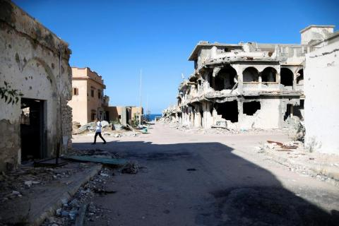 High Council of State Calls on Russia to Respect Arms Embargo in Libya