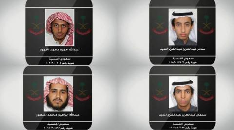 Saudi Arabia Reveals Identities of 'Zulfi Terrorists'