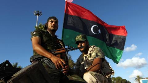 Reports: Libya's Haftar Meets US Officials in Cairo