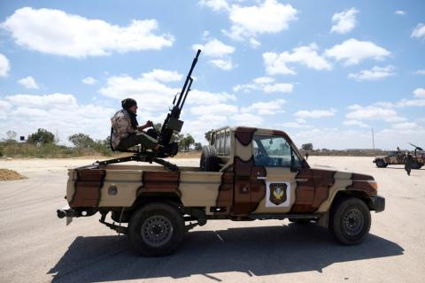 Libyan National Army Accuses Turkey of Supporting Terrorism