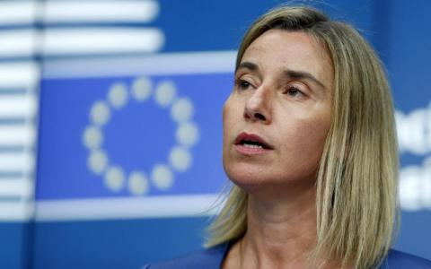 EU Demands Halting Offensive on Tripoli