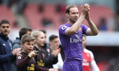 Petr Cech: 'Abramovich Didn't Want to See Me in an Arsenal Shirt'