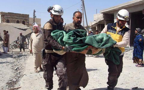 Aid Groups Warn of Dire Humanitarian Conditions in Northwest Syria