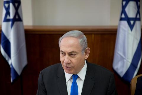 Netanyahu Demands Concessions from Allies to Form New Govt.