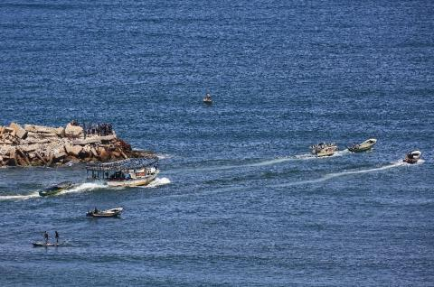 Israel Claims Easing Gaza Fishing Restrictions