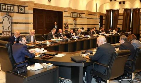 Tension Inside Lebanese Cabinet on Eve of Final Budget Reading