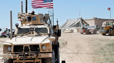New US Strategy in Syria to Pressure Russia, Face Iran