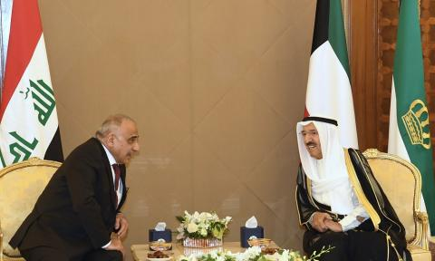 Iraq Discusses Mediation between Iran, US as PM Visits Kuwait