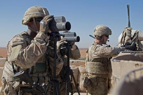 Pentagon to Submit Plans to Send Troops to Middle East to Counter Iran