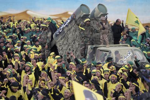 French Report: US Sanctions Choke Off Iran's Aid to Hezbollah