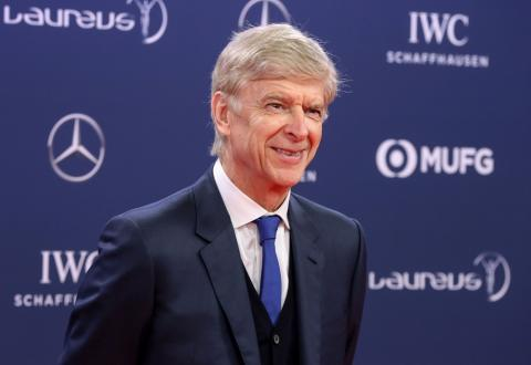 Arsene Wenger: All of us Have Competition. My Toughest One Was with Myself
